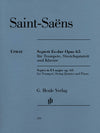 Saint-Saëns: Septet in E-flat Major, Op. 65