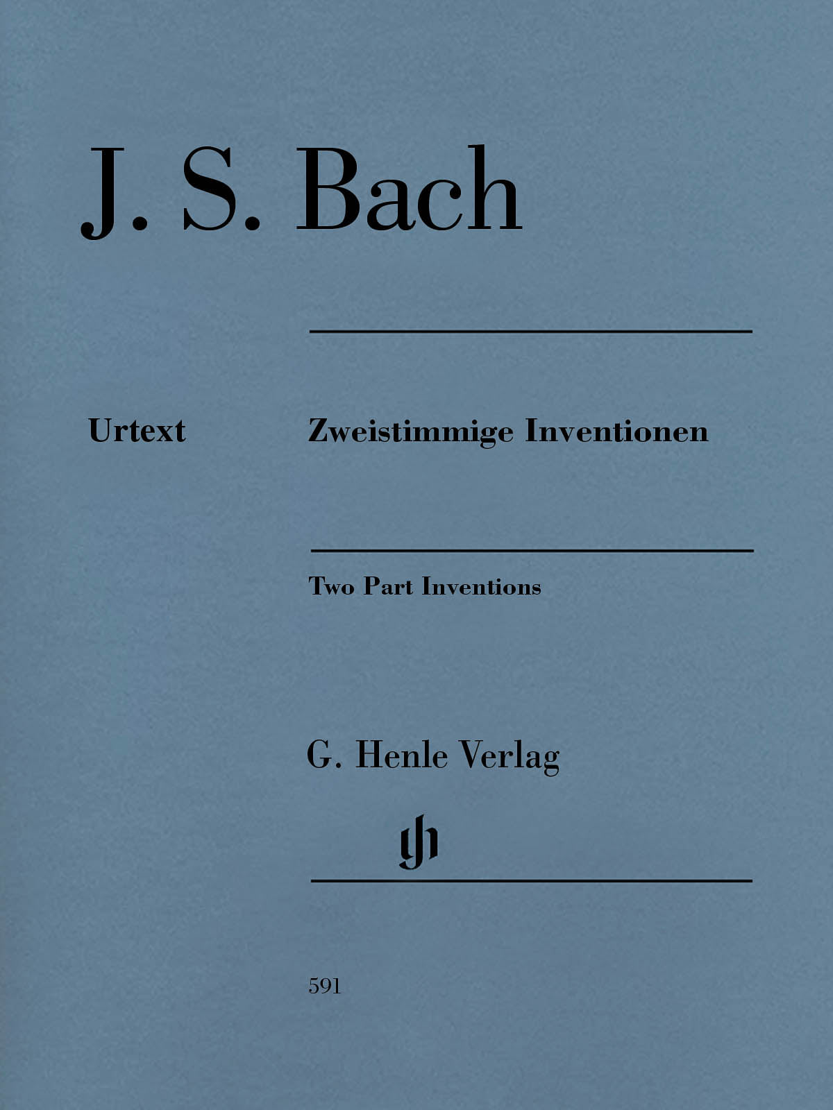 Bach: Two-Part Inventions, BWV 772-786