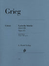 Grieg: Lyric Pieces, Op. 65 (Volume 8)