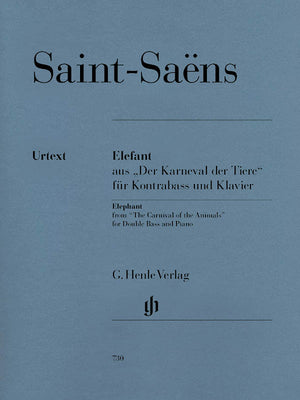 "Saint-Saëns: Elephant from ""The Carnival of the Animals"""