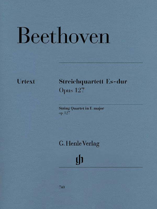Beethoven: String Quartet in E-flat Major, Op. 127