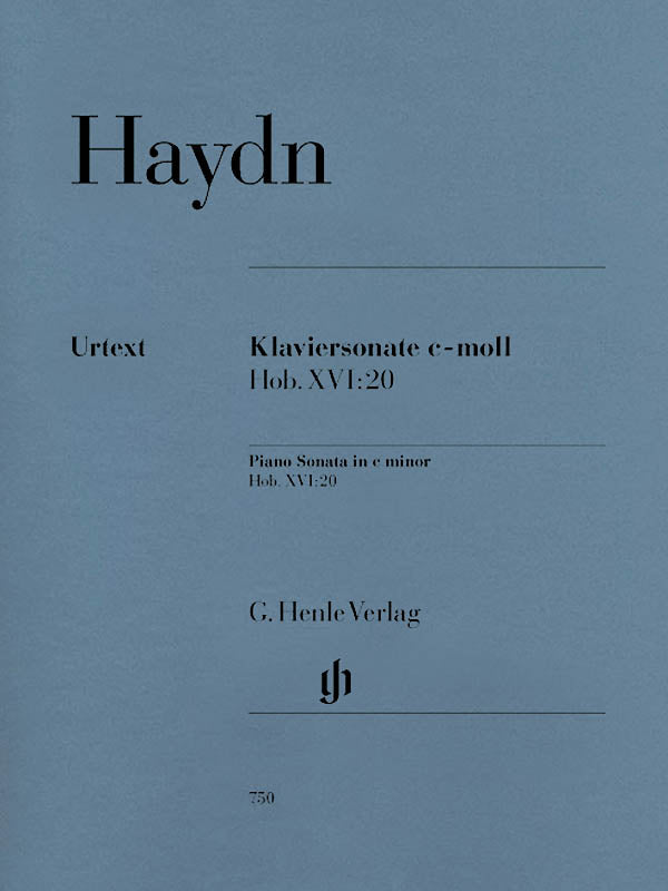 Haydn: Piano Sonata in C Minor, Hob. XVI:20