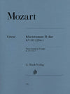 Mozart: Piano Sonata in D Major, K. 311 (284c)