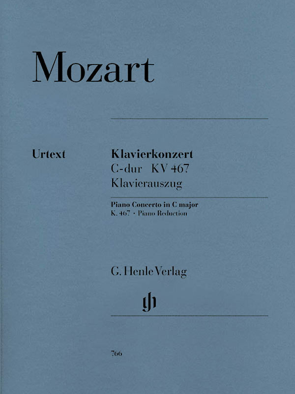 Mozart: Piano Concerto No. 21 in C Major, K. 467