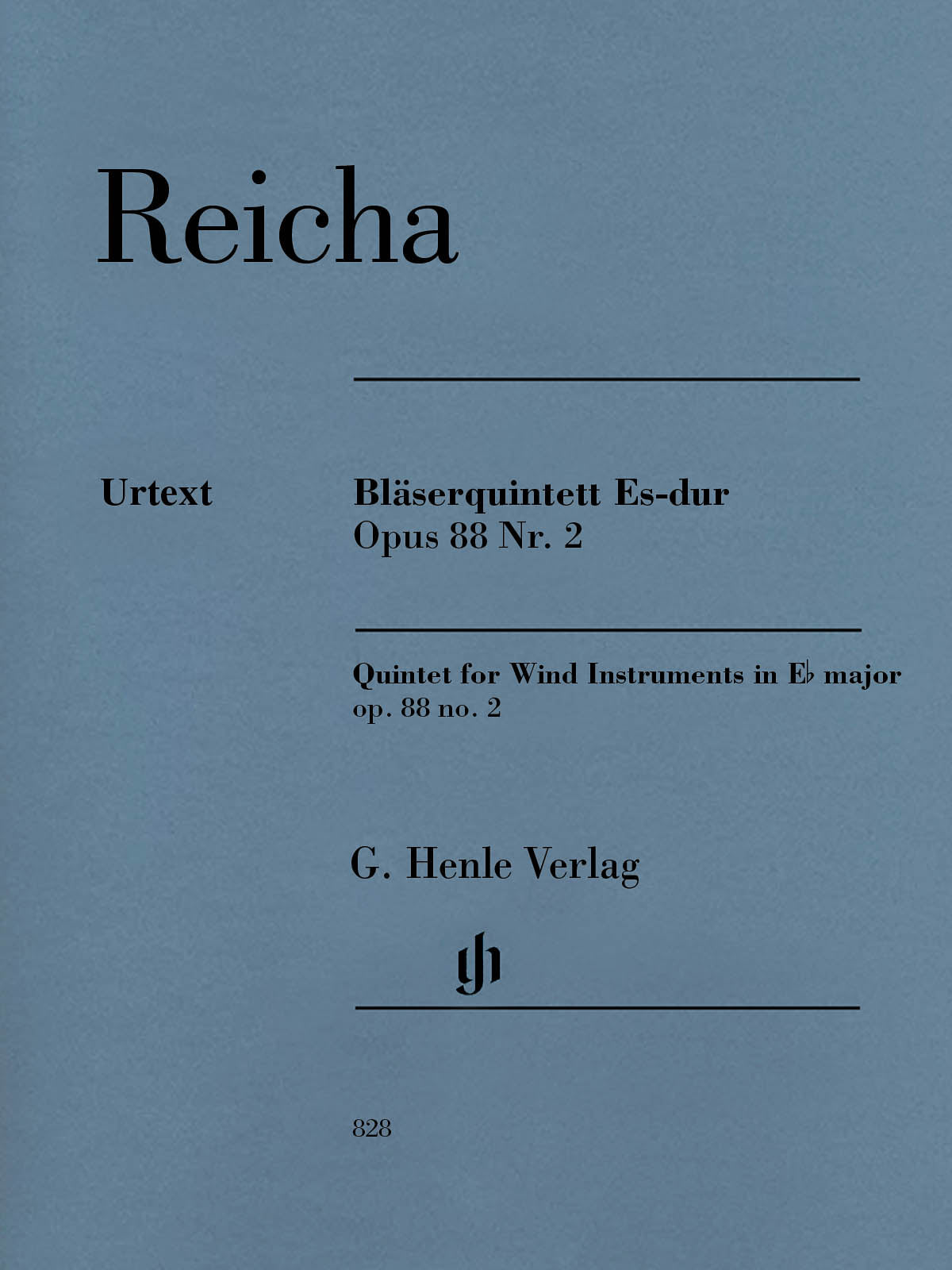 Reicha: Wind Quintet in E-flat Major, Op. 88, No. 2