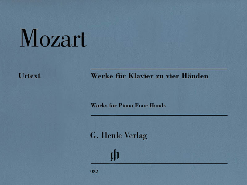 Mozart: Works for Piano Four-Hands