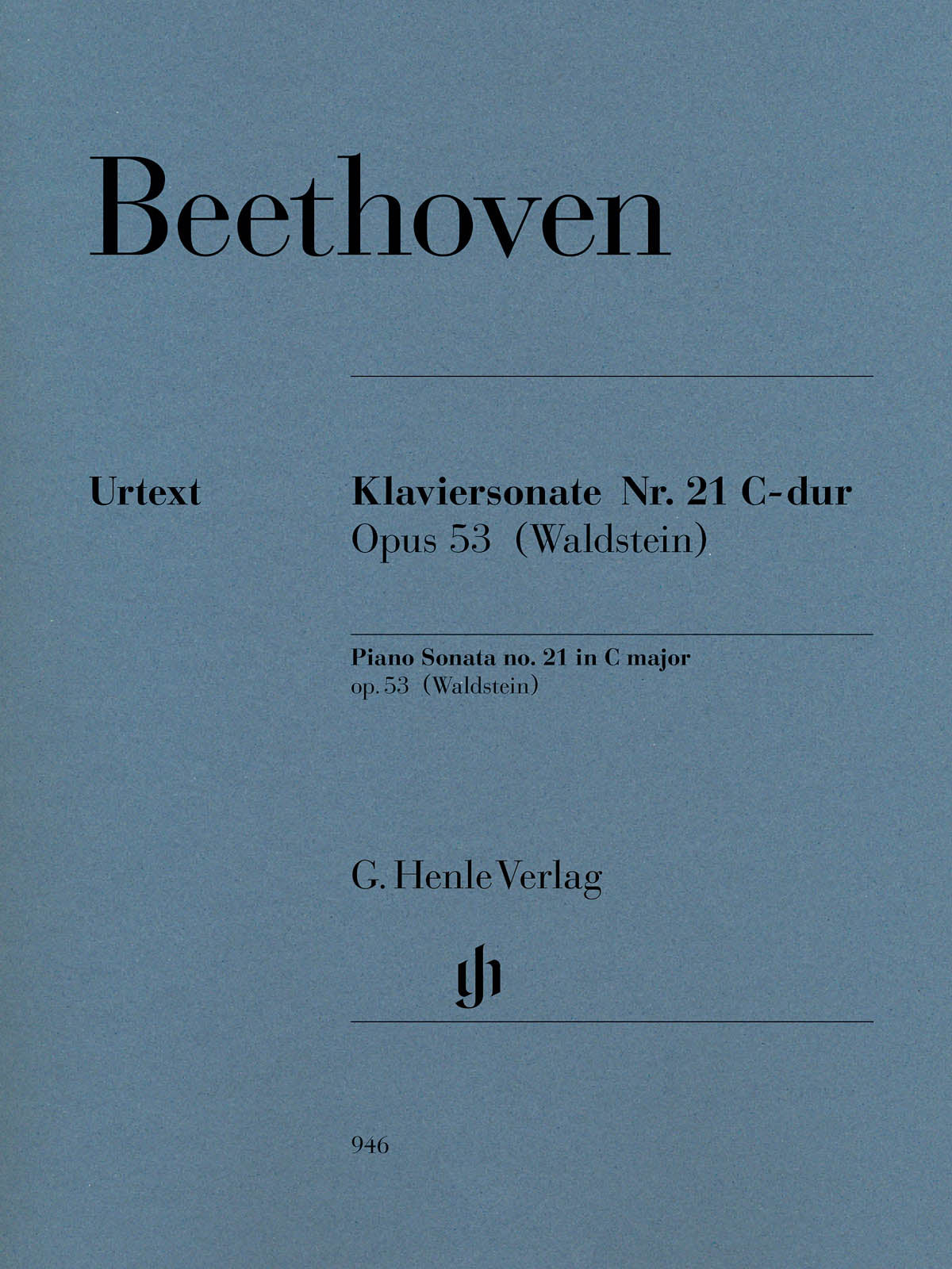 Beethoven: Piano Sonata No. 21 in C Major, Op. 53 (Waldstein)