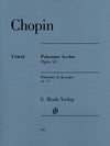 Chopin: Polonaise in A-flat Major, Op. 53