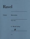 Ravel: Piano Trio