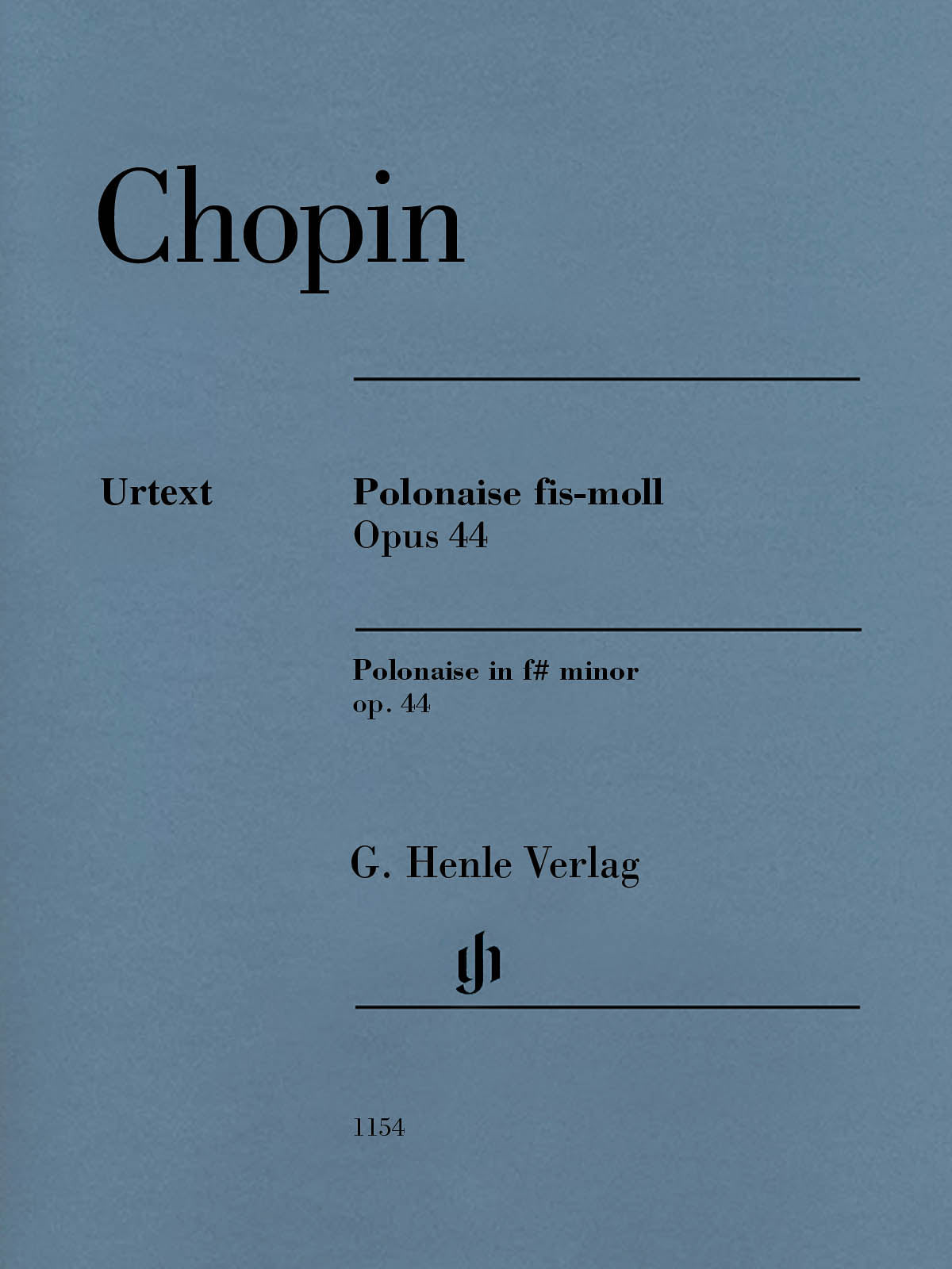 Chopin: Polonaise in F-sharp Minor, Op. 44