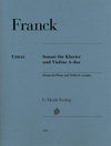 Franck: Violin Sonata in A Major