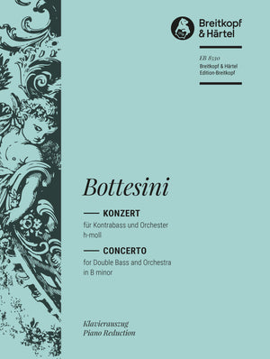 Bottesini: Double Bass Concerto in B Minor