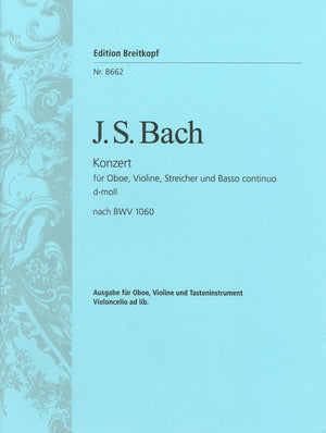 Bach: Double Concerto in D Minor