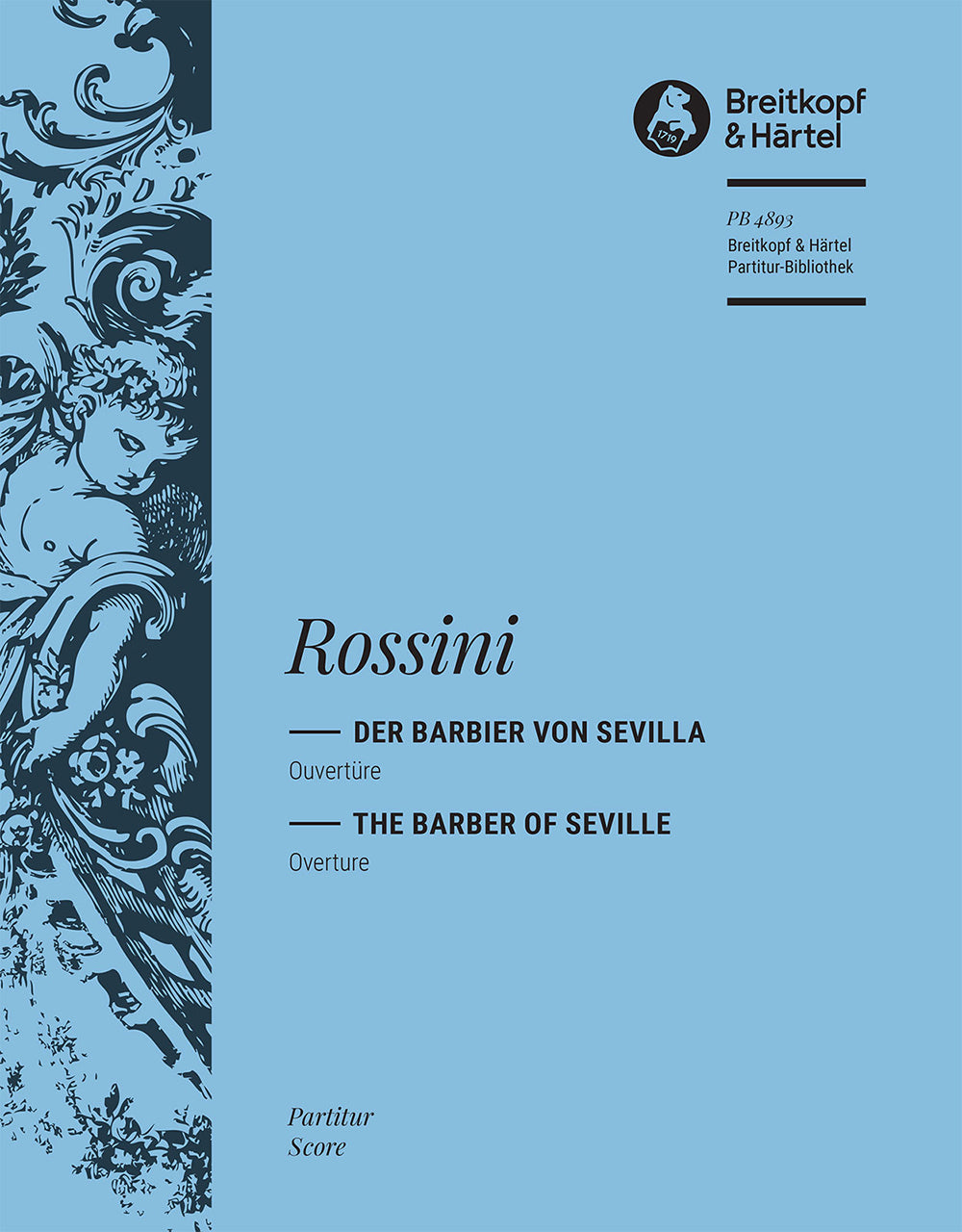 Rossini: Overture to The Barber of Seville