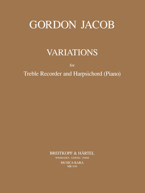 Jacob: Variations