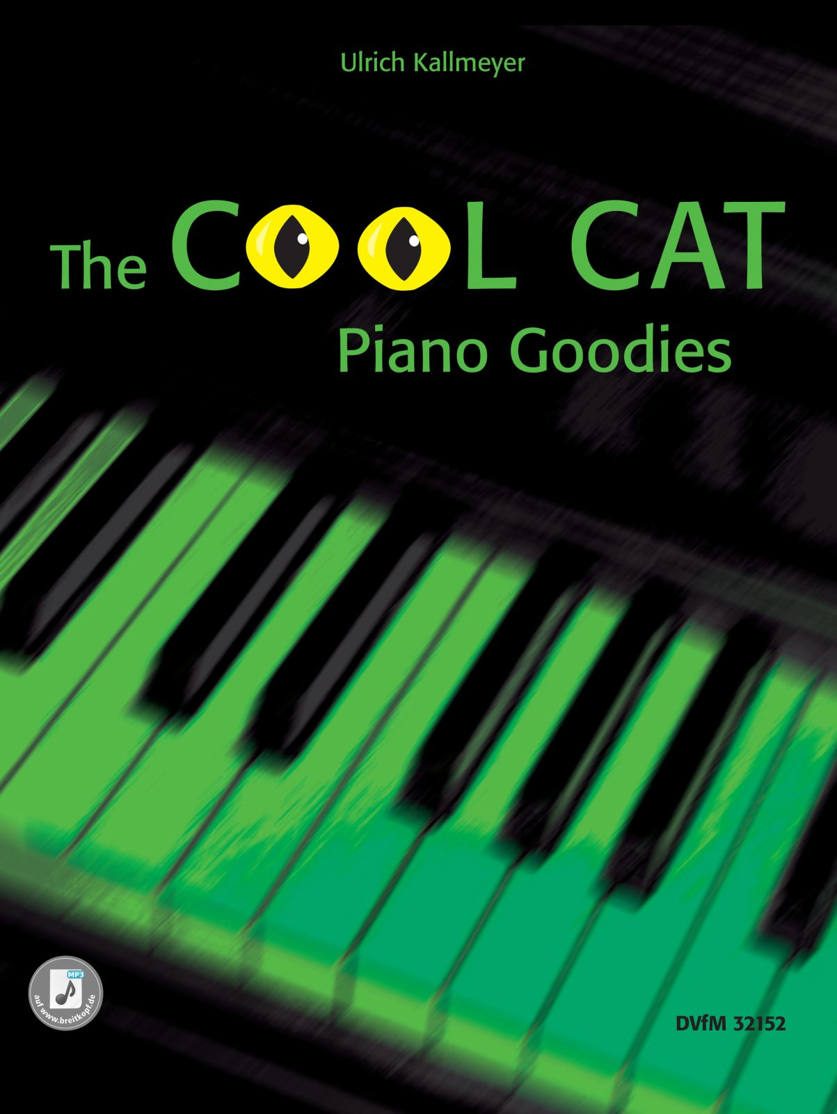 Kallmeyer: The Cool Cat Piano Goodies