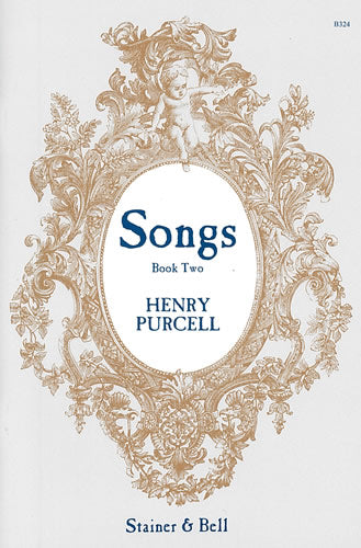 Purcell: Songs - Book 2