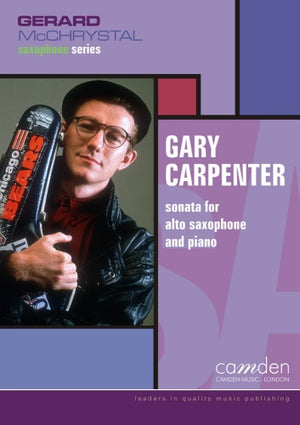 Carpenter: Alto Saxophone Sonata