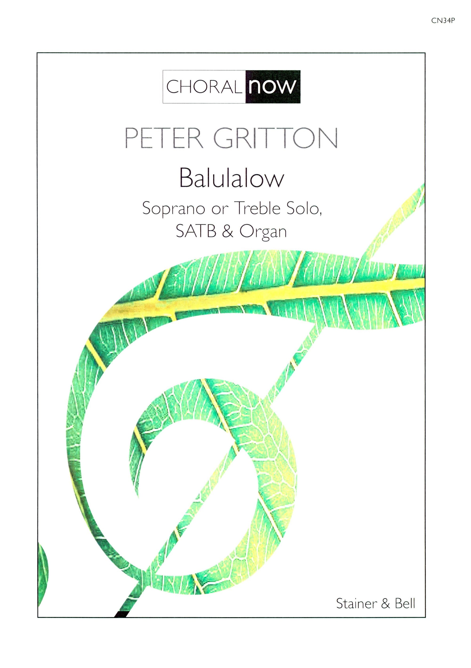 Gritton: Balulalow