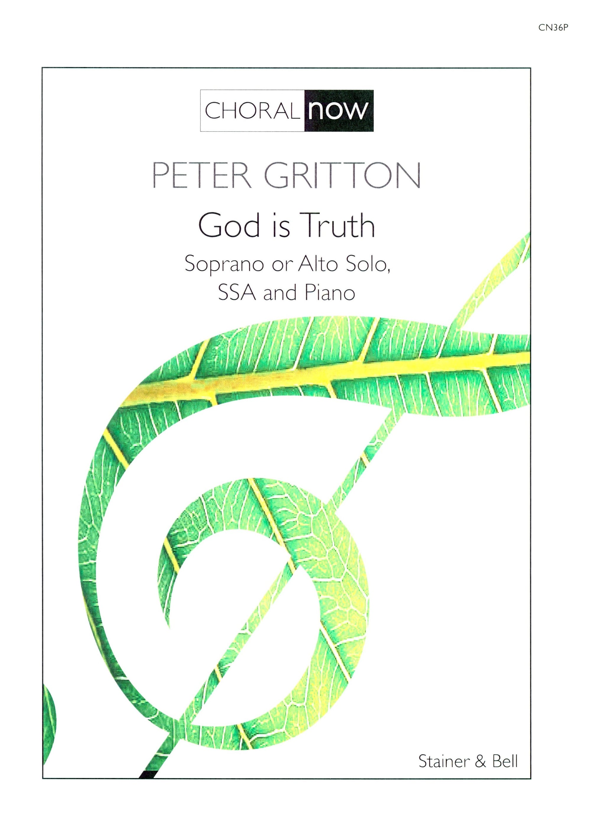 Gritton: God is Truth