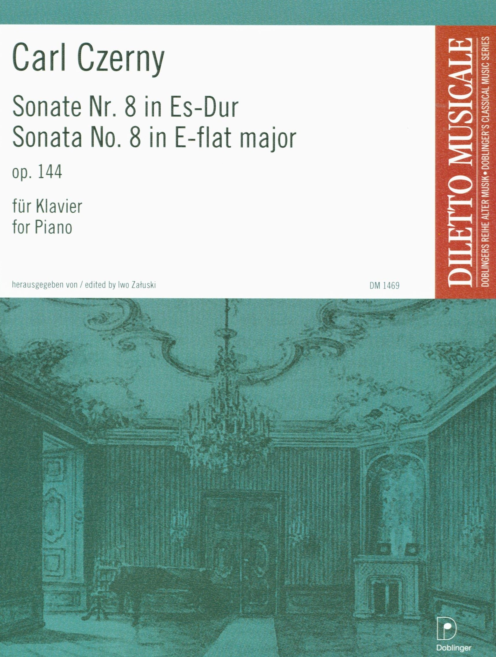 Czerny: Piano Sonata No. 8 in E-flat Major, Op. 144
