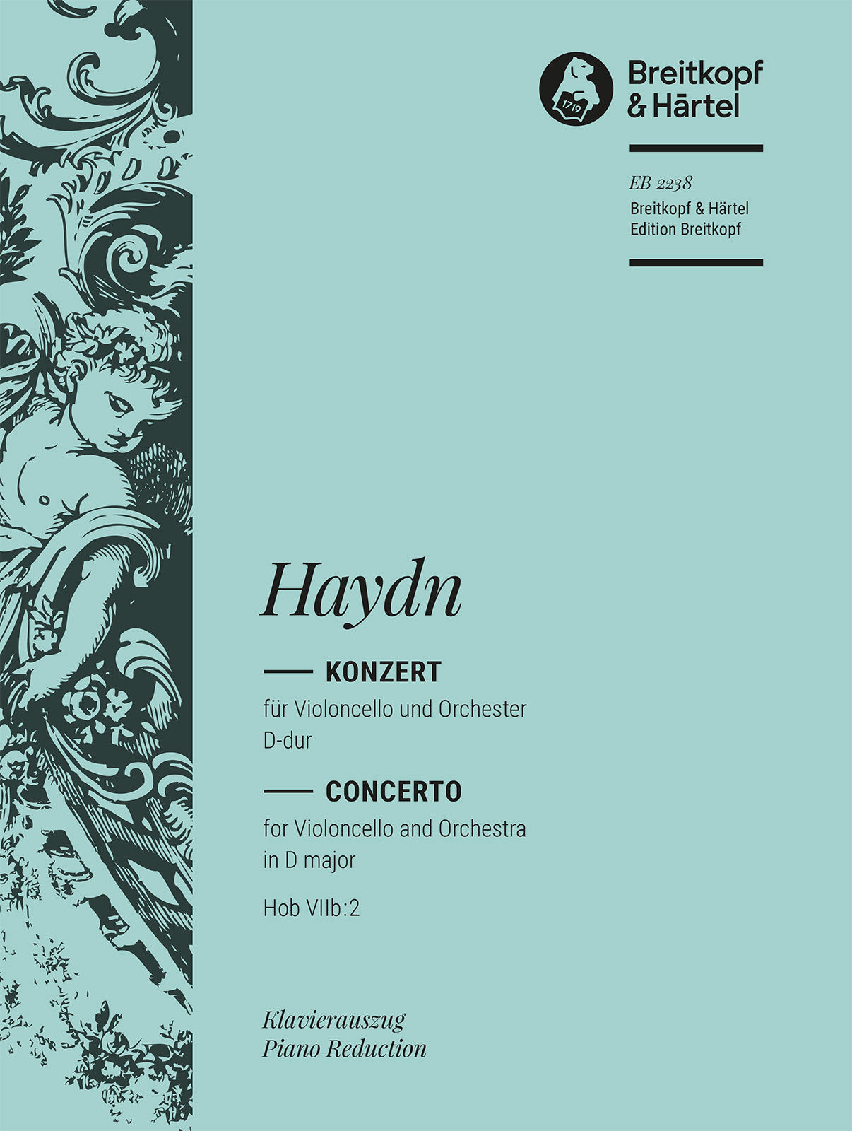 Haydn: Cello Concerto in D Major, Hob. VIIb:2