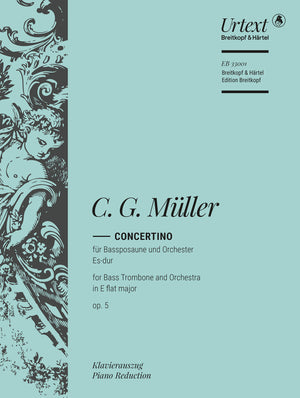 Müller: Concertino in E-flat Major, Op. 5