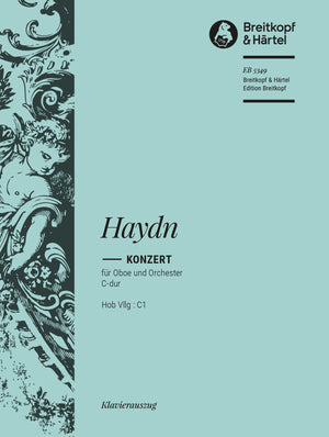 Haydn: Oboe Concerto in C Major, Hob. VIIg:C1