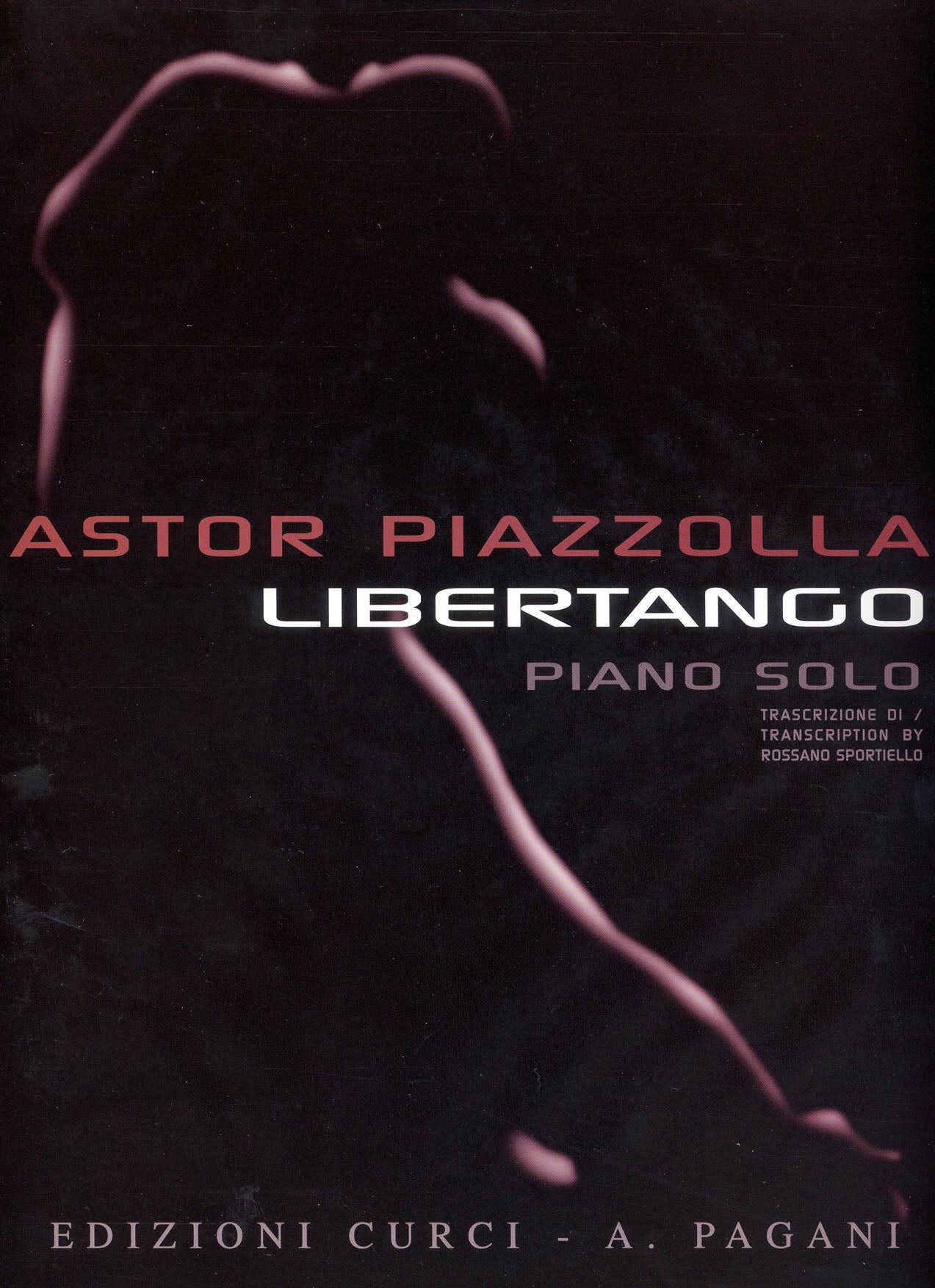 Piazzolla: Libertango (arr. for piano)
