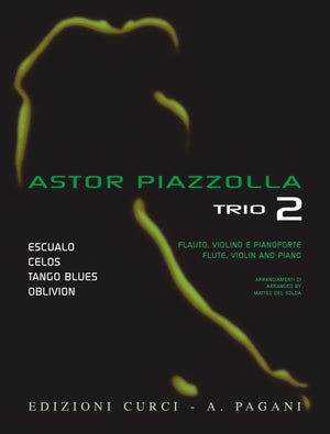 Piazzolla for Trio - Volume 2