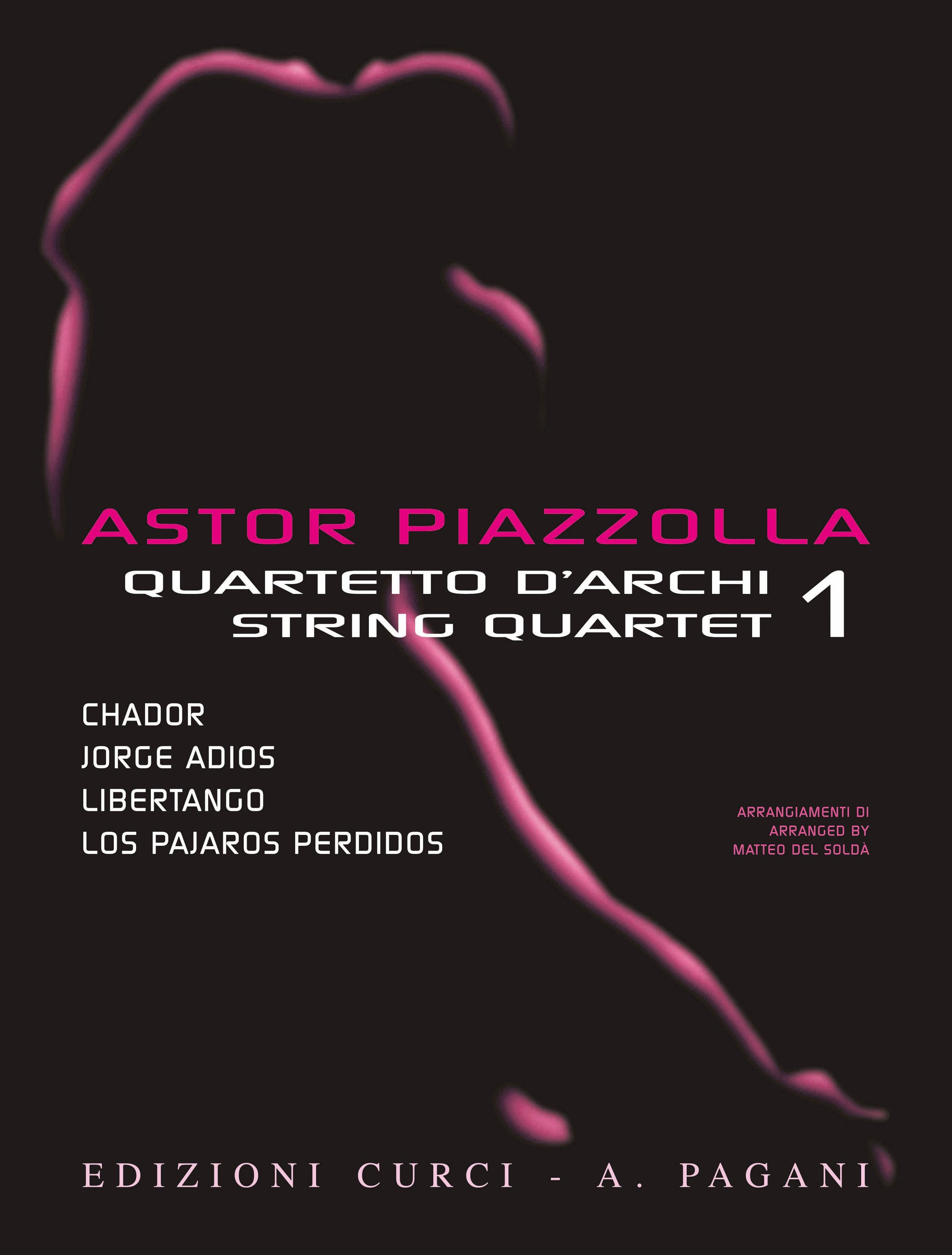 Piazzolla for String Quartet - Volume 1