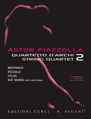 Piazzolla for String Quartet - Volume 2
