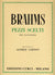 Brahms: Selected Piano Pieces