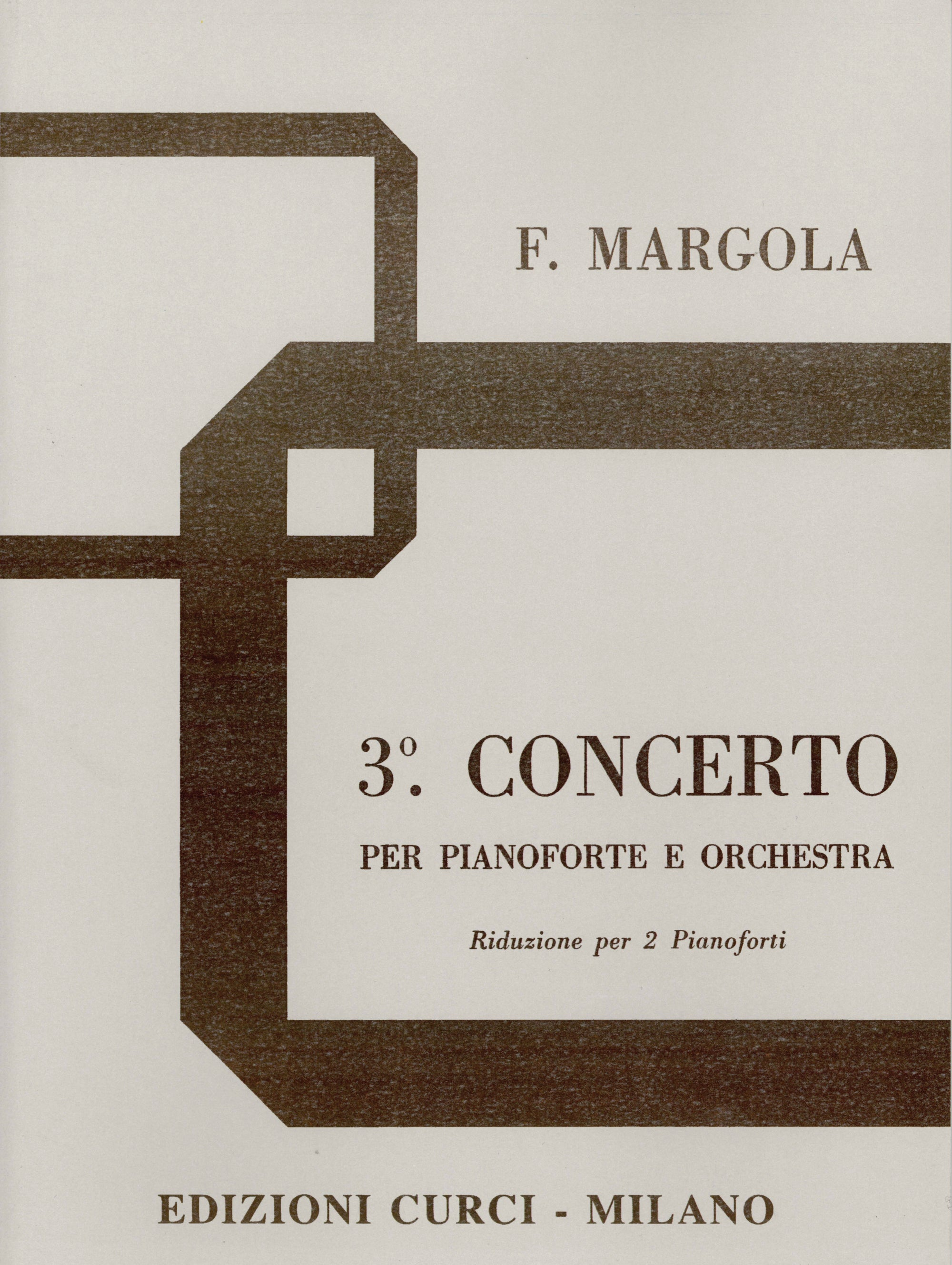 Margola: Piano Concerto No. 3