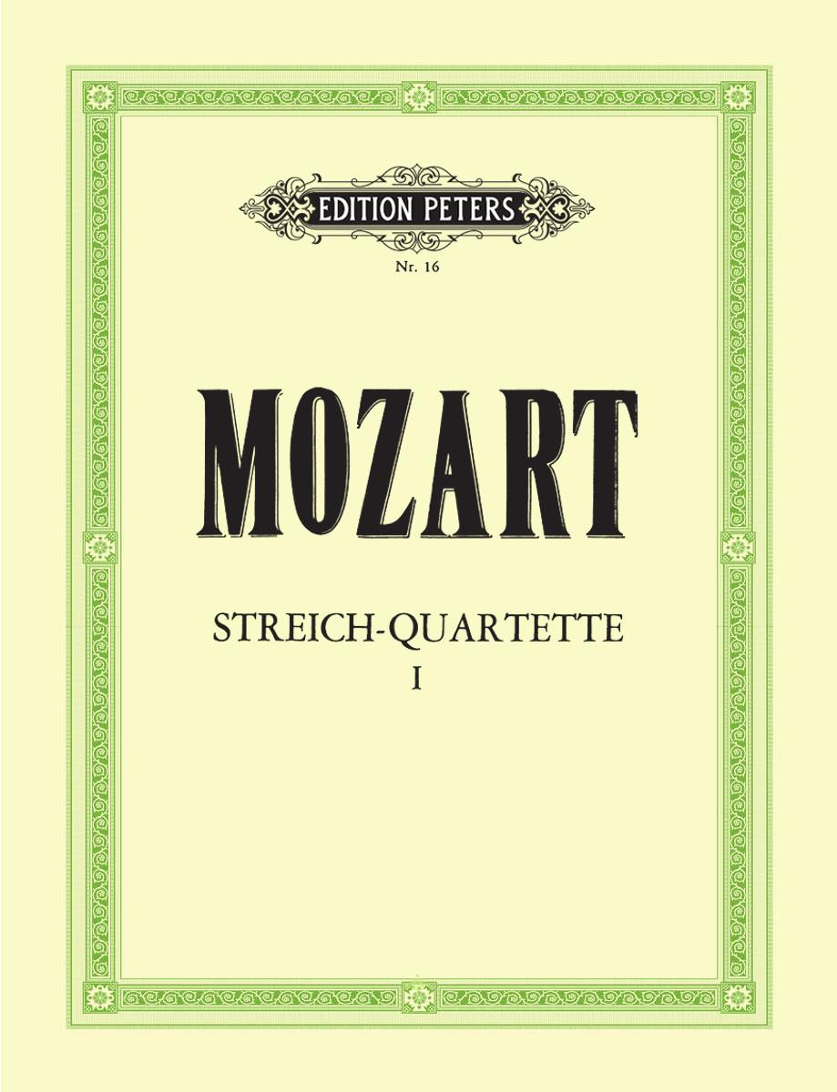 Mozart: String Quartets - Volume 1