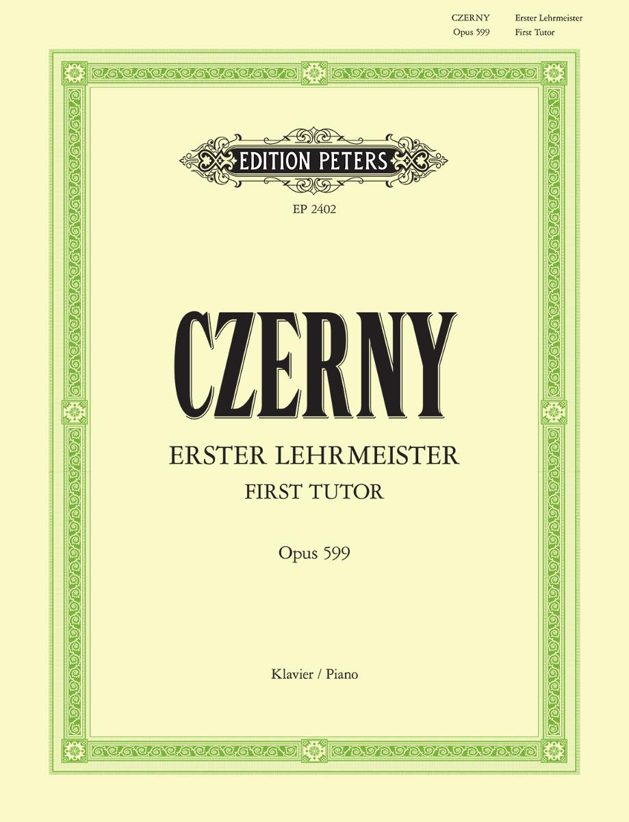 Czerny: Practical Exercises for Beginners, Op. 599