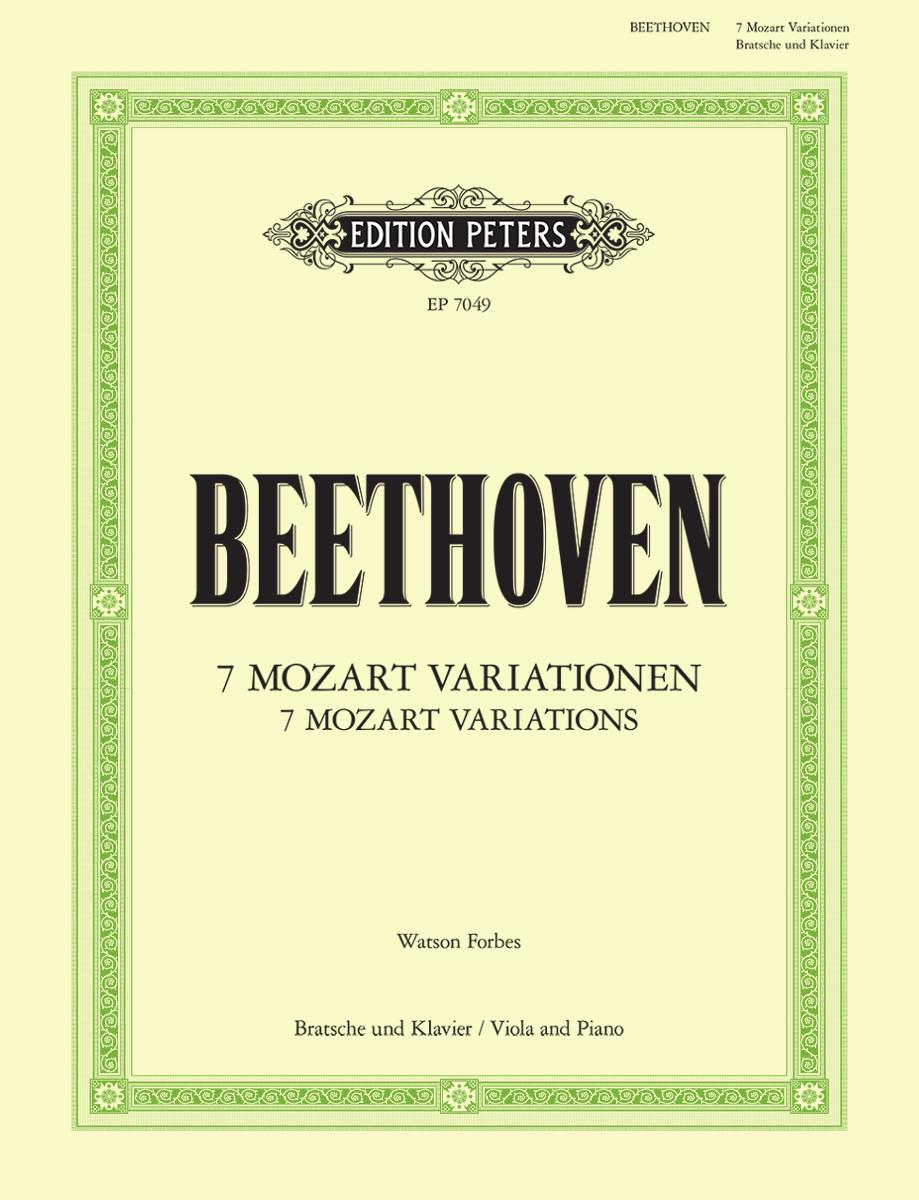 "Beethoven: Variations on Mozart's ""Bei Männern"", WoO 46"