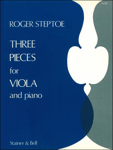 Steptoe: Three Pieces for Viola and Piano