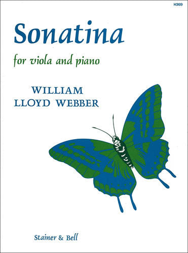 Webber: Sonatina for Viola & Piano