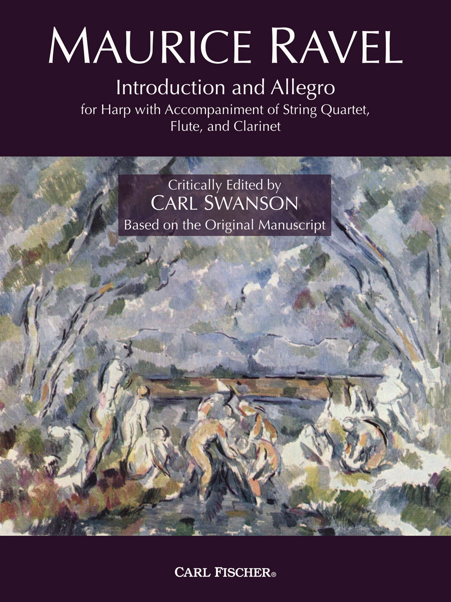 Ravel: Introduction and Allegro