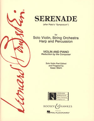 Bernstein: Serenade after Plato's Symposium