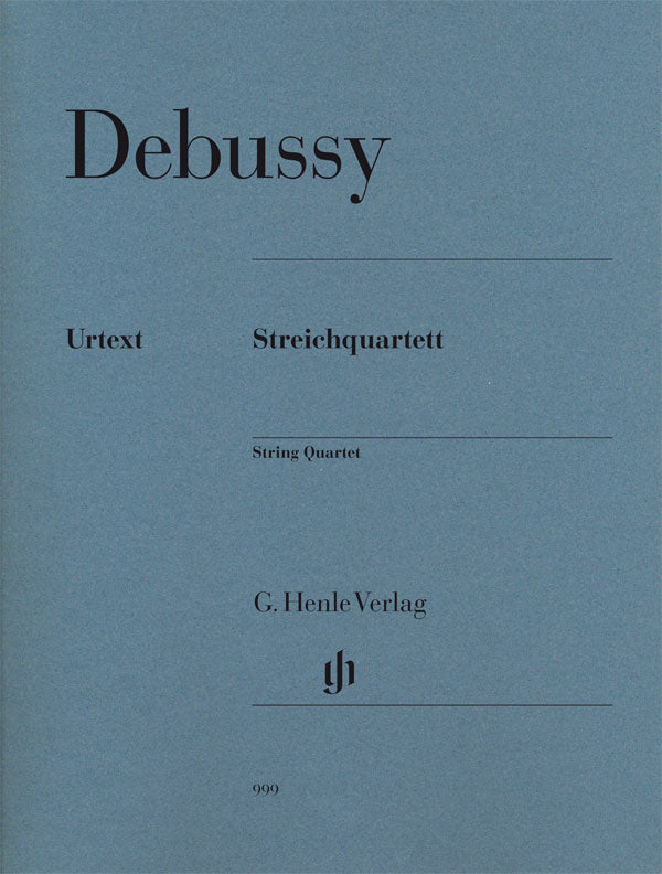 Debussy: String Quartet in G Minor, Op. 10
