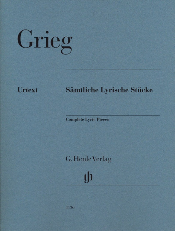 Grieg: Complete Lyric Pieces