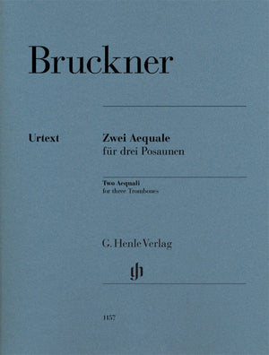 Bruckner: Two Aequali for Three Trombones