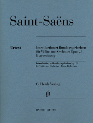 Saint-Saëns: Introduction and Rondo capriccioso, Op. 28