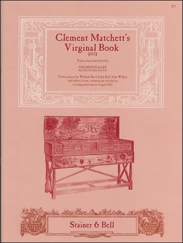 Clement Matchett's Virginal Book