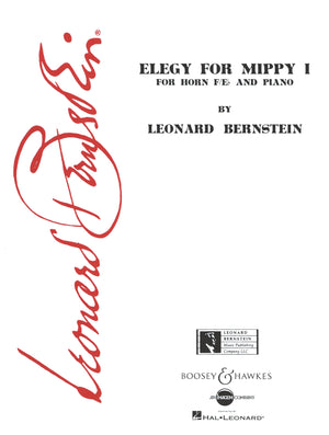 Bernstein: Elegy for Mippy I