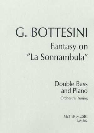 "Bottesini: Fantasy on ""La Sonnambula"""