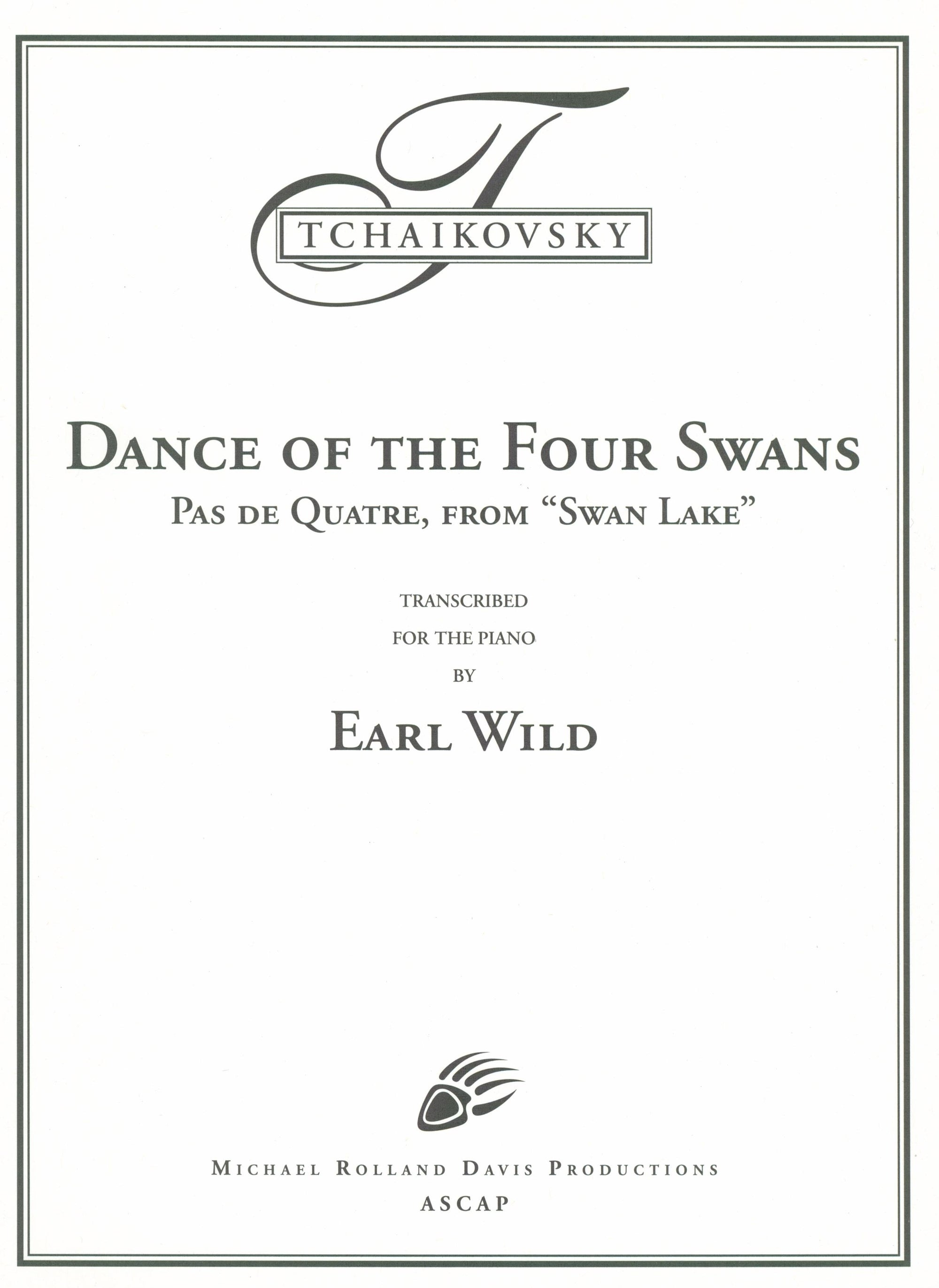 Tchaikovsky-Wild: Dance of the Four Swans