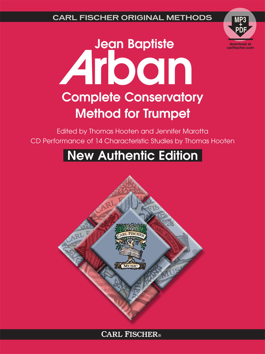Arban: Complete Conservatory Method for Trumpet